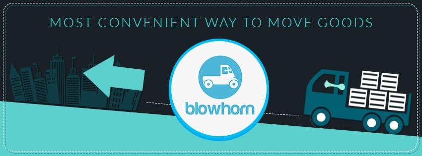 blowhorn funding