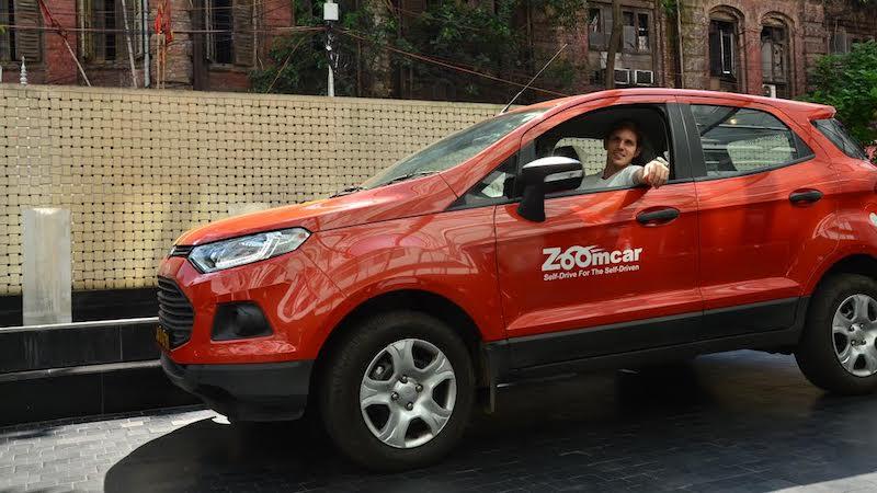 Zoomcar Founder Greg Moran