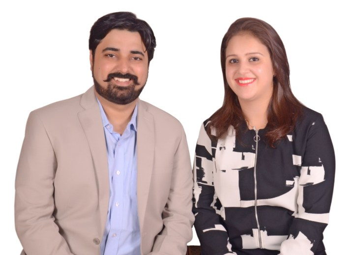 Meet the Founders of Mota Chashma: Lokesh & Ankita