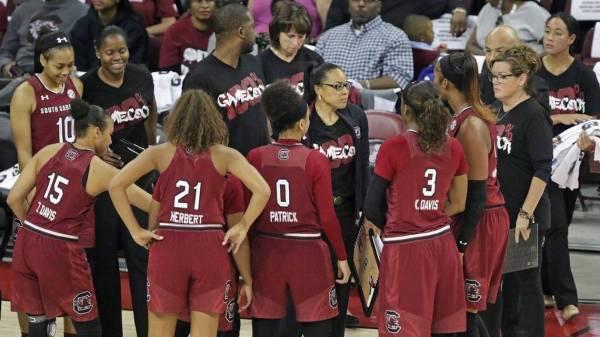 South Carolina vs. Georgia: Women's basketball updates ...