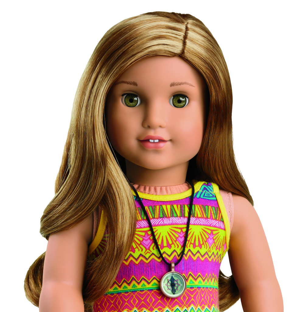 Win American Girl Doll Lea Clark from http://www.thestatenislandfamily.com