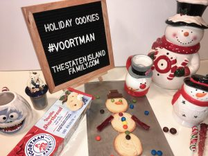DIY Snowman Cookies are the Sweetest Holiday Gift