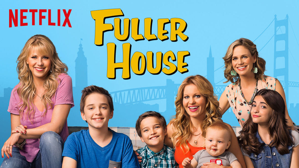 Fret no longer with films Home and series like Fuller House Netflix caters to both your 5-year-old AND your 14-year-old.