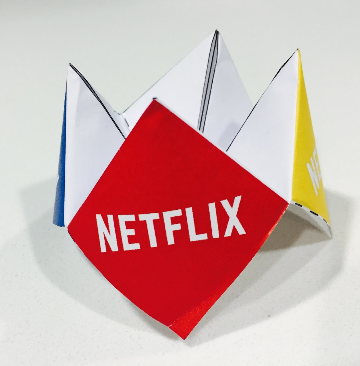 Create your Own Netflix Fortune Teller