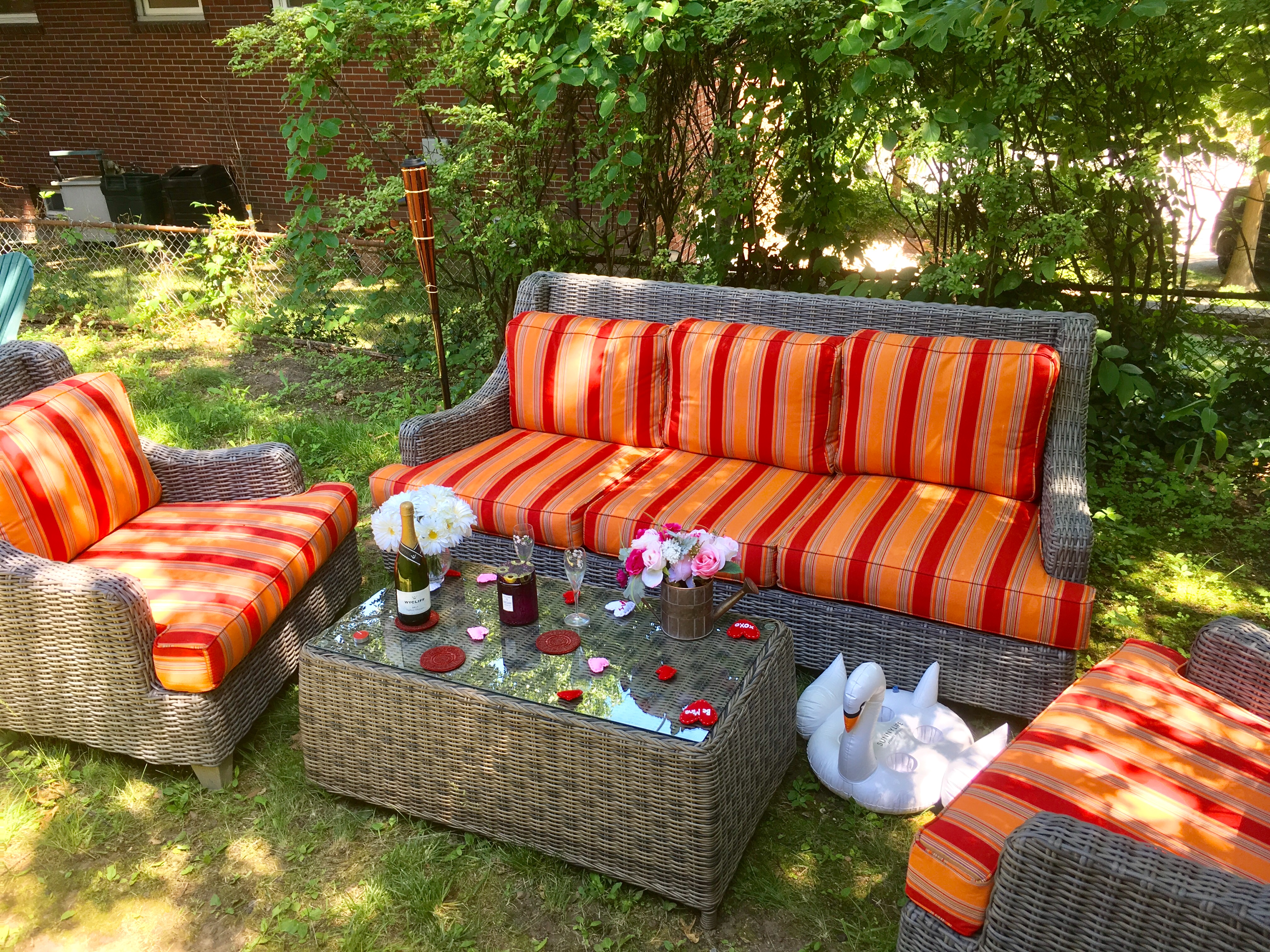 5 Ways to Create Your Very Own Summer Backyard Oasis