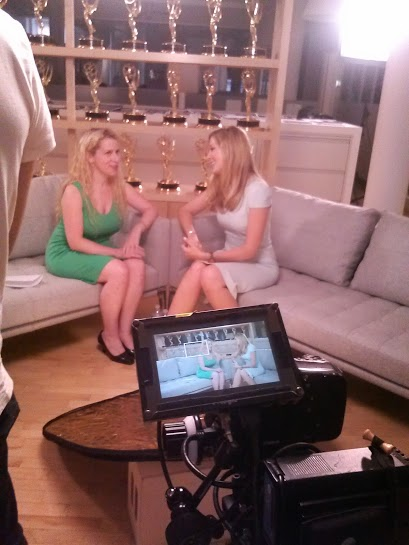 One-on-one with Jennifer Finnigan STAR of Lifetime TV's original movie #BabySellers