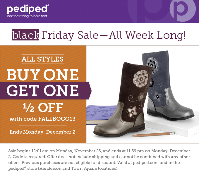 Win a Pair of pediped shoes or boots at www.thestatenislandfamily.com