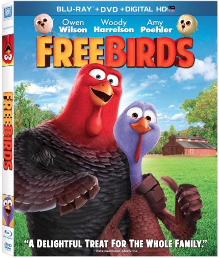 Win a Free Birds DVD from TheStatenIslandFamily.com