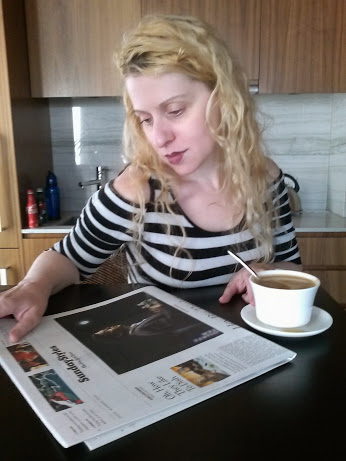 Spend Mother's day with Coffee and the New York Times