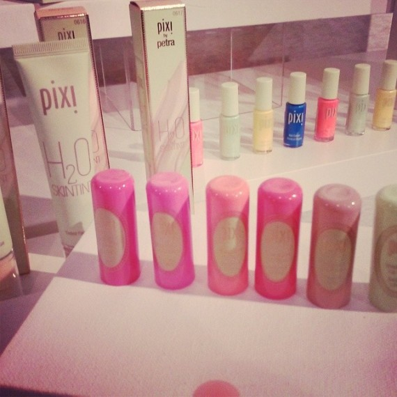 Spring Beauty Must-Haves! Target's Pixi by Petra spring 2014 collection