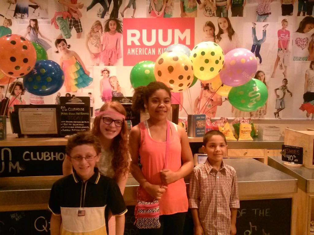 Little Cuties at the #MakeRuum4Summer EVENT