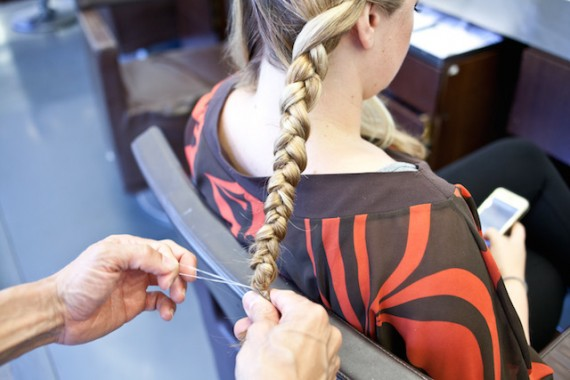 6 Steps to Achieve a Quintessentially Chic Milkmaid Braid