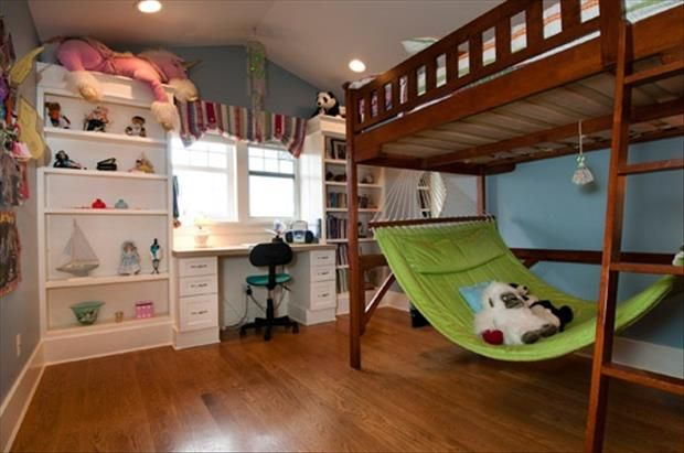 32 Amazing kid bedrooms