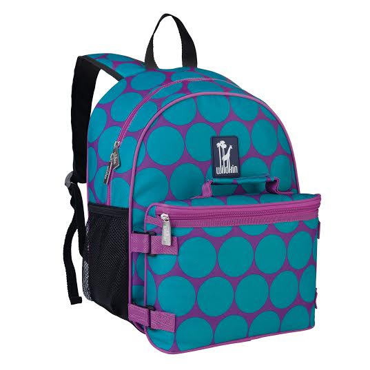 Win an Ashley Big Dot Bogo Backpack $38.59 at http://www.thestatenislandfamily.com