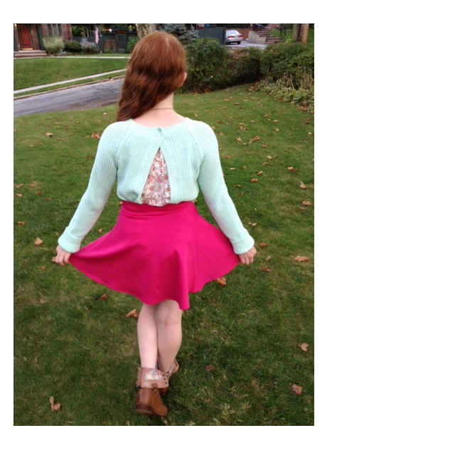 Pretty Pastel Party Fall Look for teens Styled By Madison