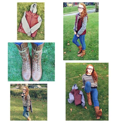 Fall Street Style Looks for Teens Styled By Madison (aka How to STYLE a Sweater!)