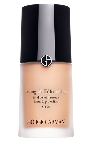 Giorgio Armani 'Lasting Silk' UV Foundation SPF 20