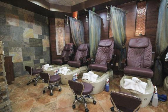 Loofah Body Buff and Scrub (Spa Service Done in the Hammam) at Contour Day Spa in Plantation, FL