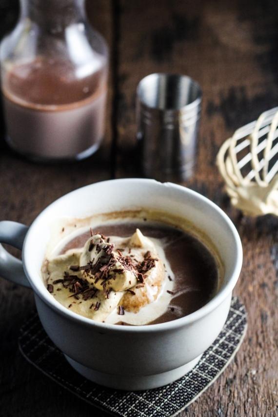 Nutella Melt with Frangelico