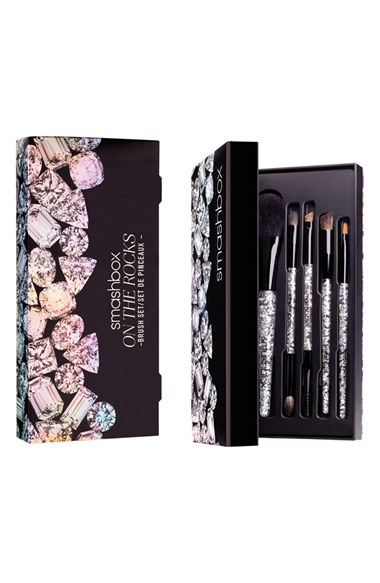 Smashbox 'On the Rocks' Brush Set