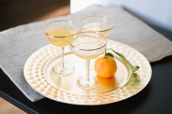 The Tangerine Topsail