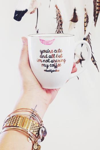 Lux Livelifeinlux Coffee Mug