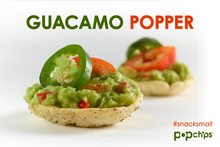 Recipe for the guacamo popper