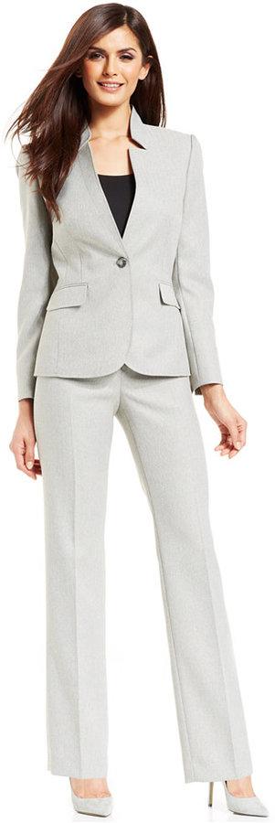 Tahari ASL Single-Button Pantsuit • $99.99