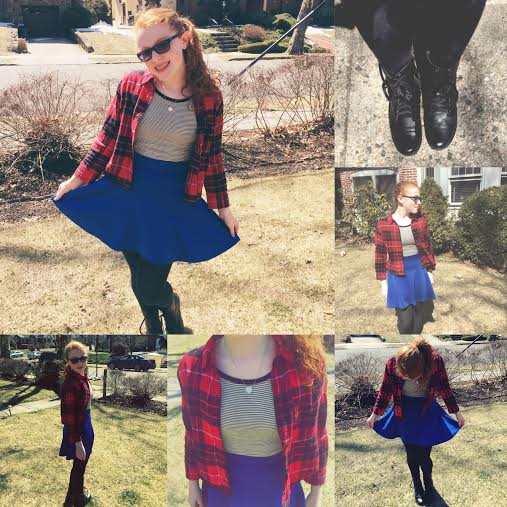 Styled By Madison: Spring Fashion for Girls on a Budget