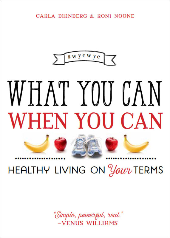 How to get started doing What You Can When You Can #WYCWYC