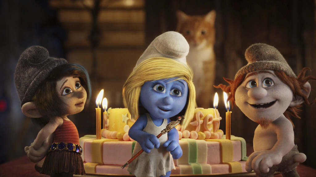 """The Smurfs 2 Evil magician Gargamel continues his quest to tap the power of the Smurfs, creating a pair of his own """"Smurf-alikes"""" called the Naughties."""