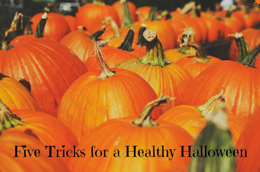 Five Tricks for a Healthy Halloween