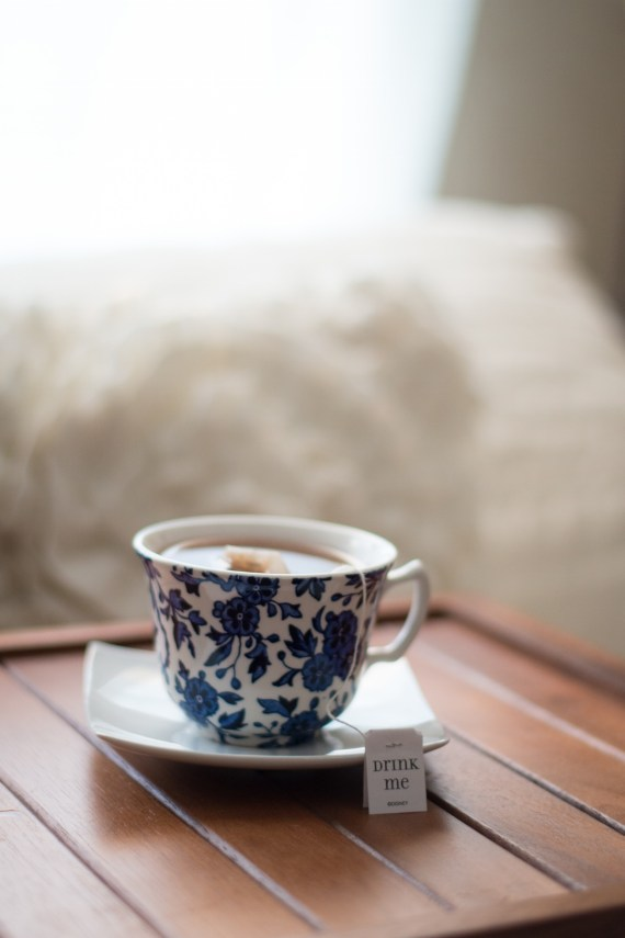 The myriad health benefits of tea are well-known, but it's nice to know that the cups you're drinking can also help protect against sun damage.