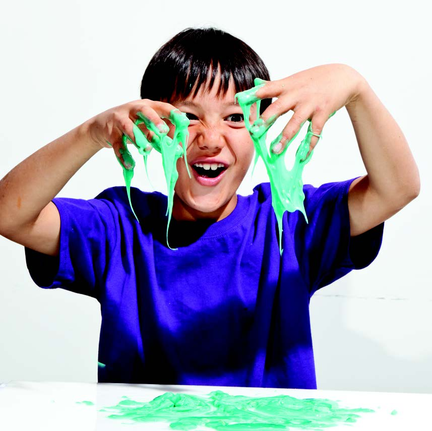 INCREDIBLE EDIBLE SLIME