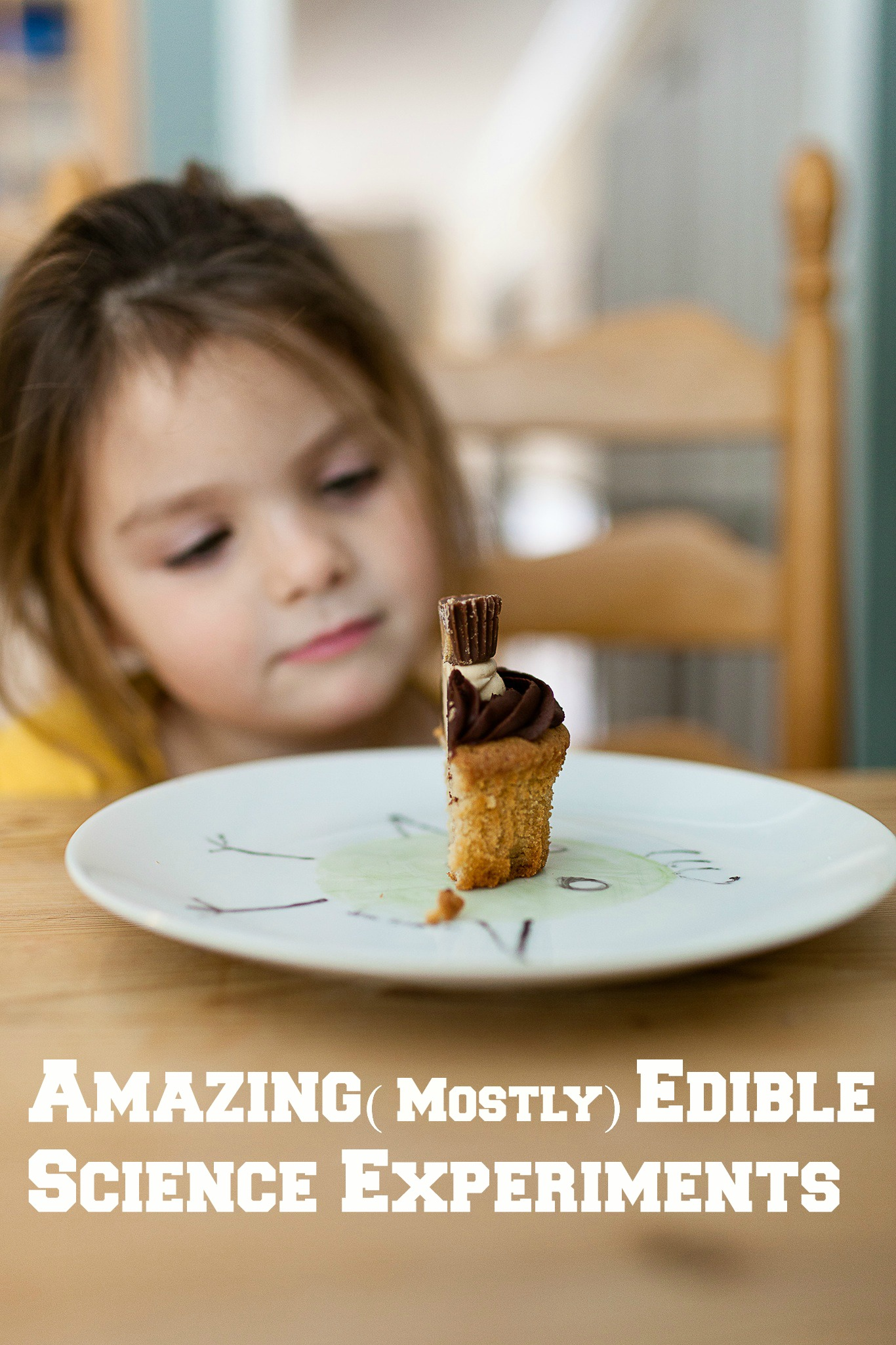 Keep Kids Smart and Satisfied This Summer with Amazing (Mostly) Edible Science Experiments