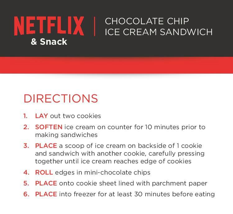 Netflix & Snack