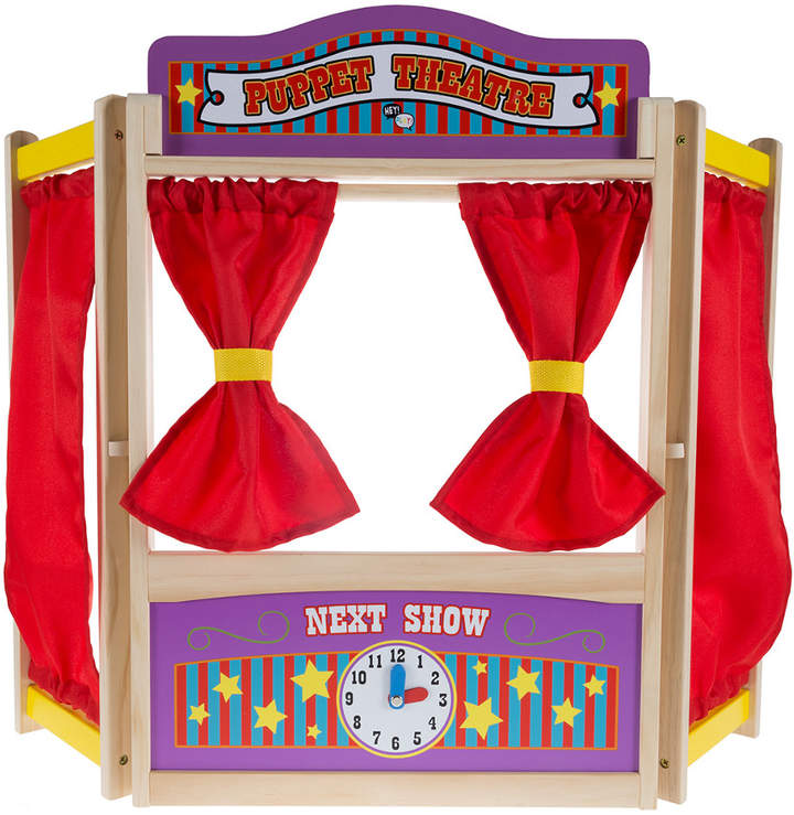 his engaging theater helps future theater stars to tap into their creativity and imagination by performing puppet shows, singing, story-telling and more!