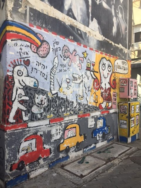 Graffiti tour 3