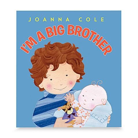 In a simple, first-person voice, Joanna Cole reassures children that being an older sibling is really as wonderful as it seems.