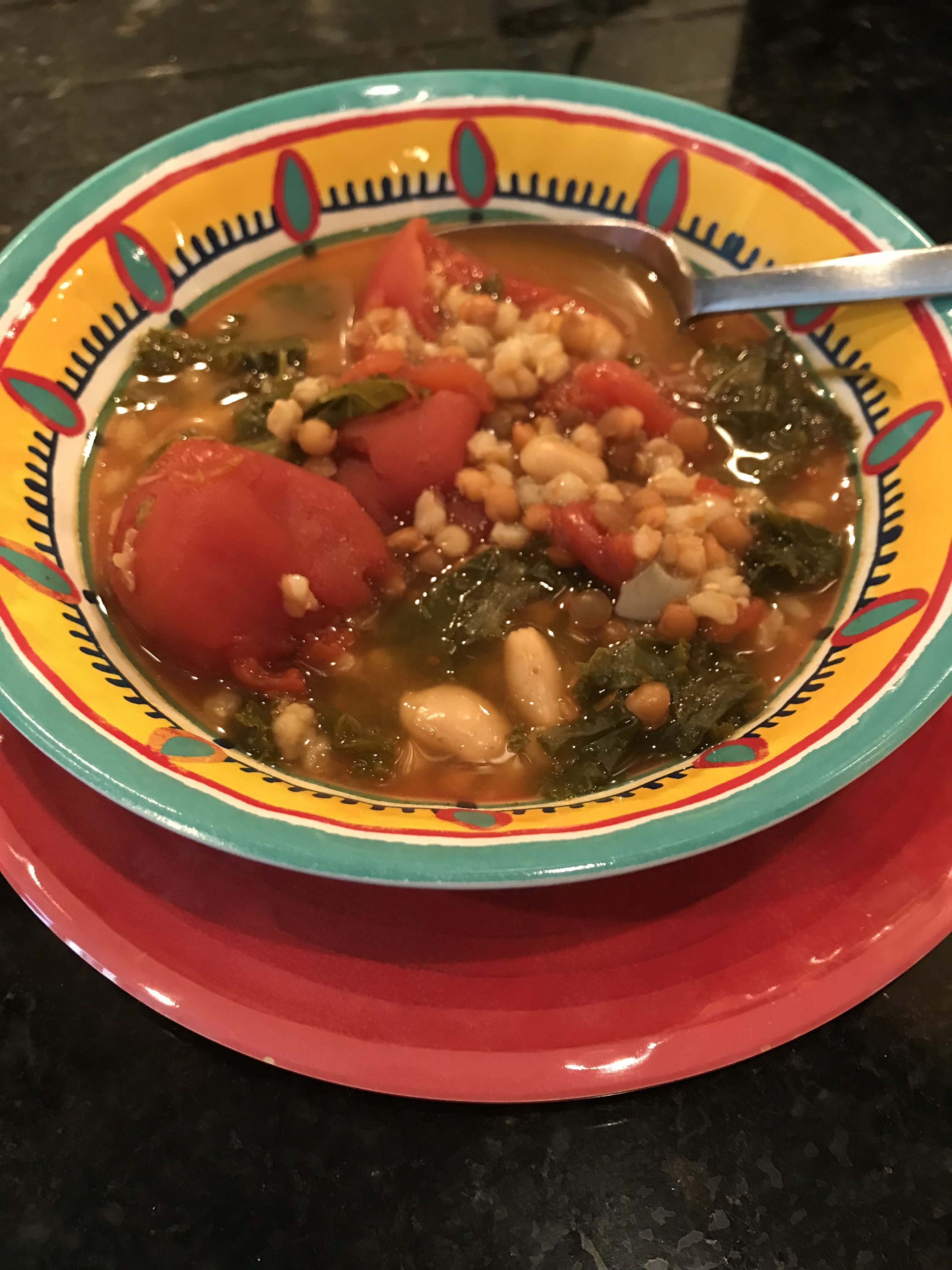 Weight Watchers 1 Point Veggie Soup