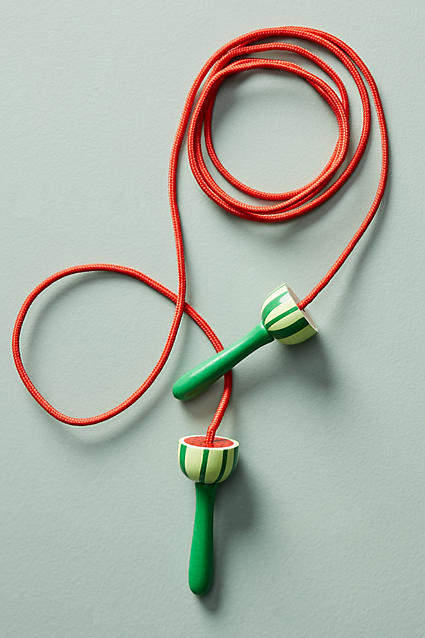 Anthropologie Tropical Jump Rope