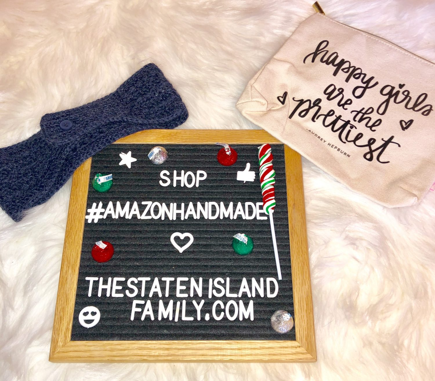 Stress free holiday tips and gifts from Amazon Handmade