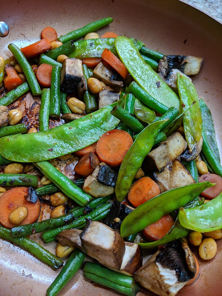 Easy Vegetable Stir Fry