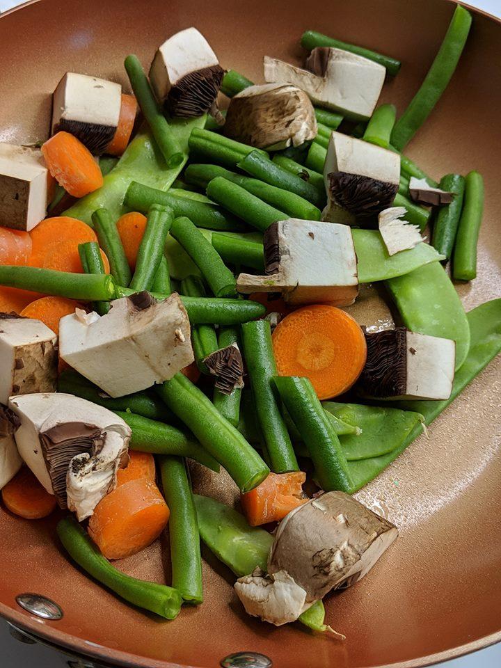 Easy Vegetable Stir Fry