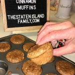 Weight Watchers Two Point Cinnamon Muffins