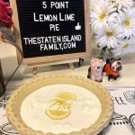 Weight Watchers Lemon Lime Pie just five points per serving