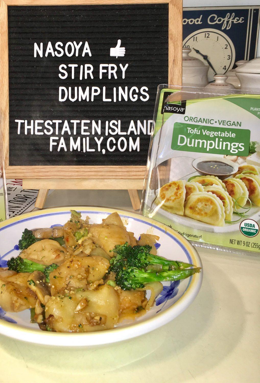 Nasoya Stir Fry Dumplings