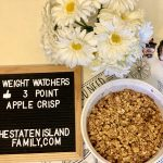 Weight Watchers Apple Crisp - Just 3 points per serving