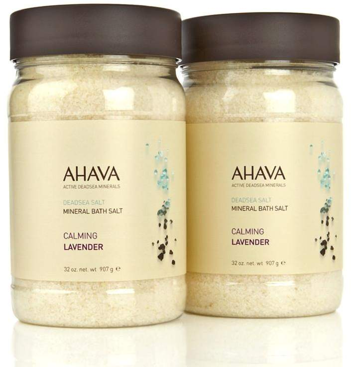 If you haven't experienced the pleasures of bathing in the Dead Sea, AHAVA's Deadsea Bath Salts are the next best thing. They are uniquely formulated to soothe and relax your muscles while hydrating your skin for an amazing bathing experience. Immerse yourself in the waters of well-being.