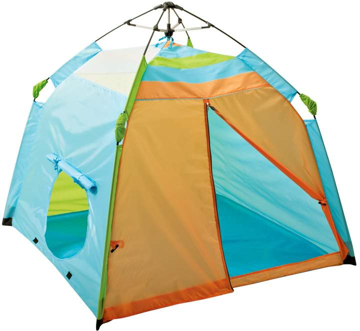 This waterproof Pacific Play Tents beach tent is perfect for your little camper.